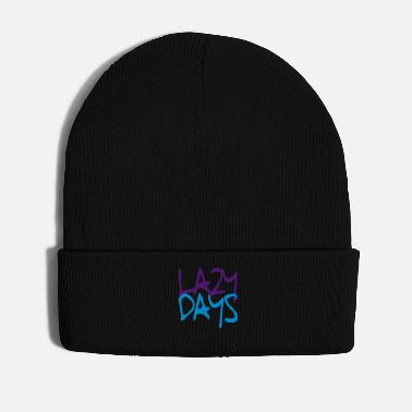 Recreational Lazy Days | t-shirt printing - Winter Hat