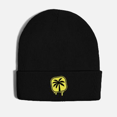 Palm Trees palm tree icon symbol - Winter Hat