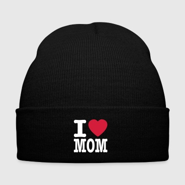 i love mom EN - Winter Hat