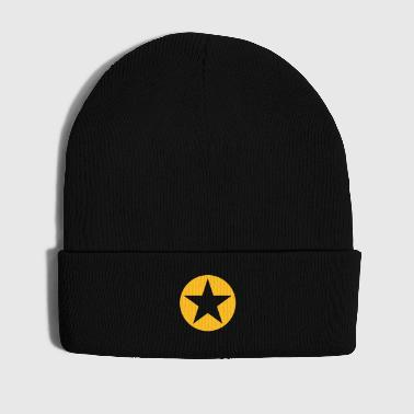 star single blackcircle single - Bonnet d'hiver