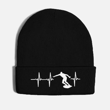 Fur MY HEART BEATS FÜRS SURFING! - Winter Hat