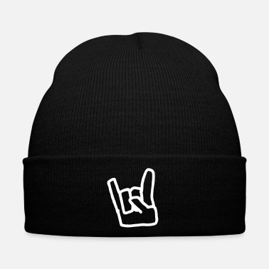 Heavy Metal forcella francese - Cappellino invernale
