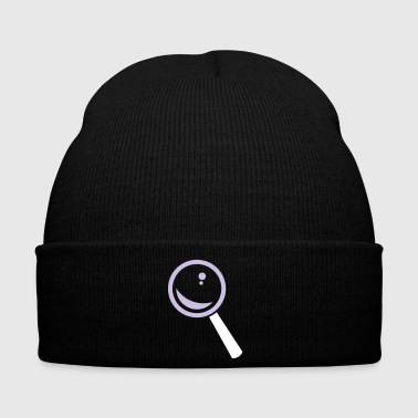 Magnifying Glass magnifying glass - Winter Hat