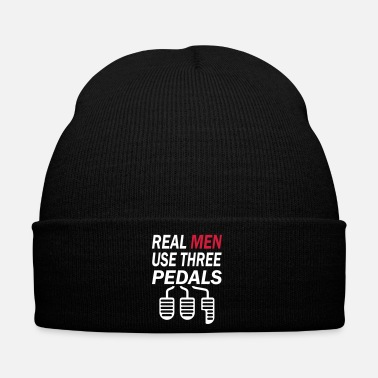 Voertuig Real Men Three Pedals - Wintermuts