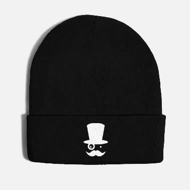 Monocle gentleman ! - Bonnet