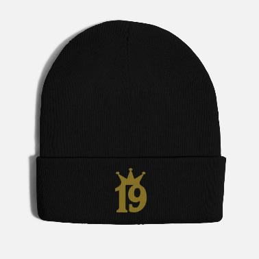19 19 crown c1w7 - Winter Hat