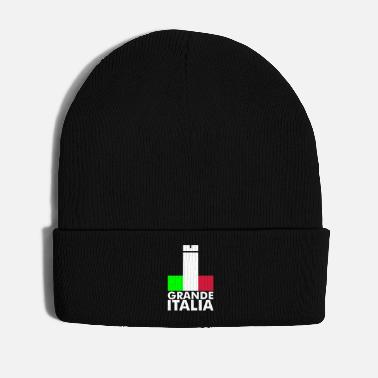Soccer Underwear Italia Italy flag - grande italia - provocative - Winter Hat