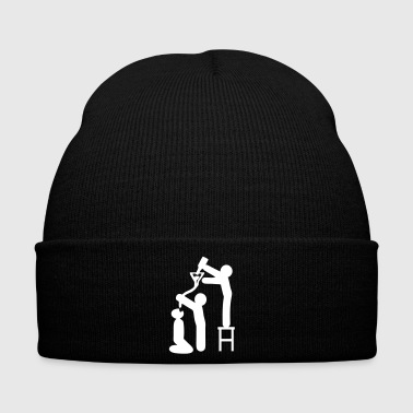 drinking team party crew - Winter Hat