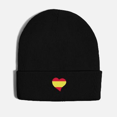 Spanish Spanish heart - Winter Hat