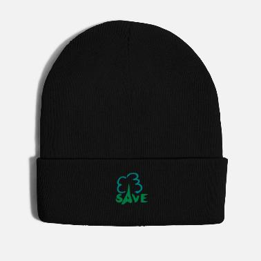 Save Save Tree - Winter Hat