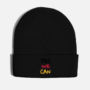 Obama Yes we can - Bonnet