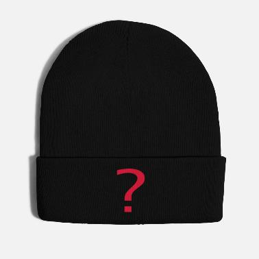 Question Question Mark - Winter Hat