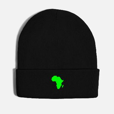 Europe Africa, continent, Europe, Asia, America, South - Winter Hat