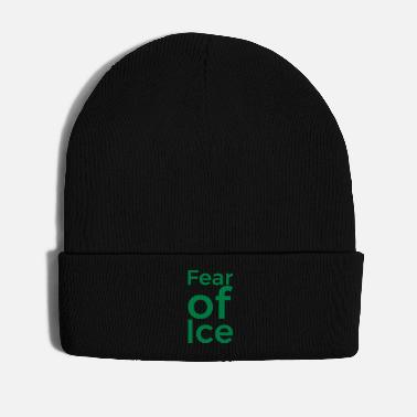 Ice Floe fear of ice - Winter Hat