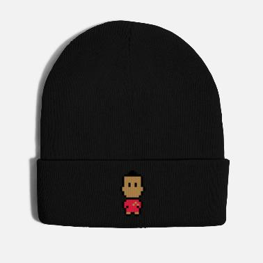 Community 8bit Star Ship Communications Officer - Winter Hat