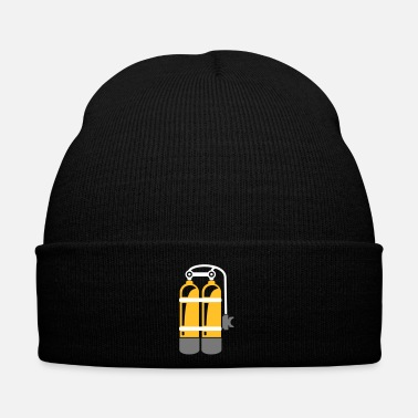 Scuba Oxygen - gift for divers - Winter Hat