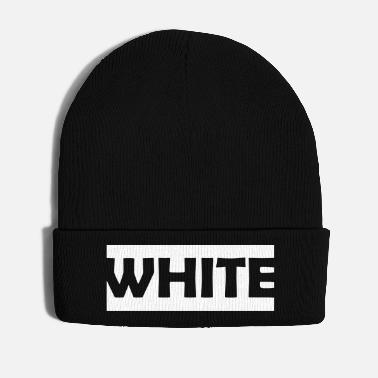 Product White / White / Dark product - Winter Hat