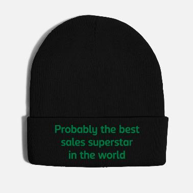 Superstar Probably the best sales superstar in the - Winter Hat