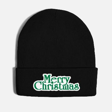 Merry Merry Christmas - Winter Hat
