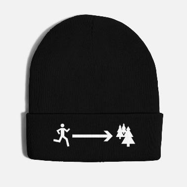 Forest forest running - Winter Hat