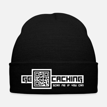 Geocaching QRCode - 2colors - 2011 - Wintermuts