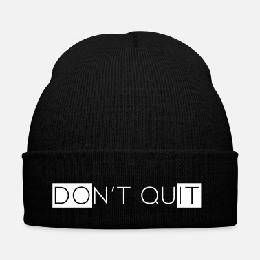 Minimum niet Quit - Wintermuts