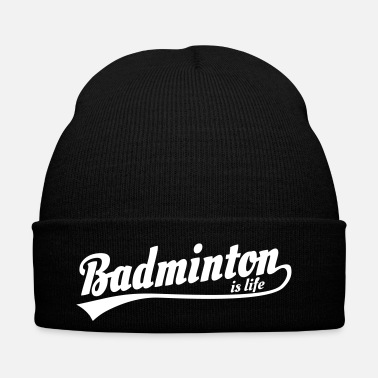 Badminton badminton is life retro - Wintermuts
