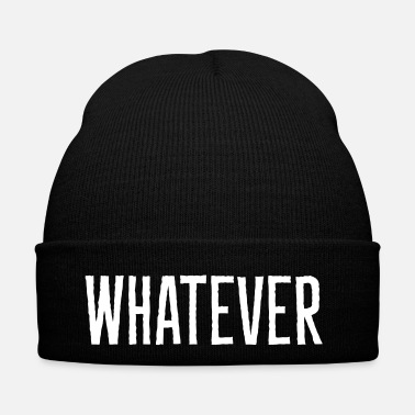 Whatever Whatever - Wintermuts