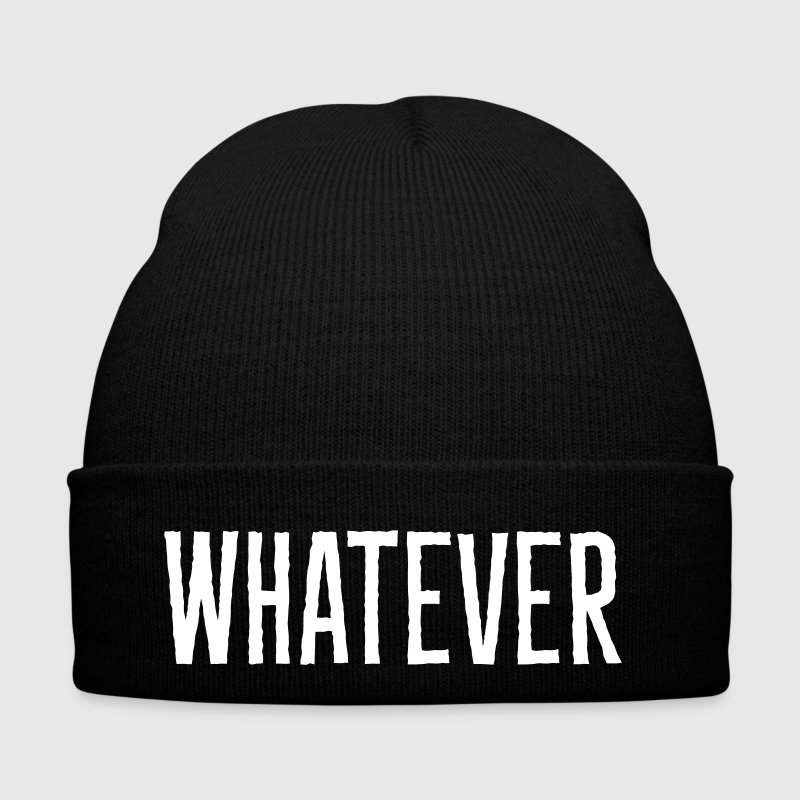 Whatever - Cappellino invernale