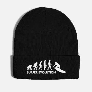 Charles Darwin The Evolution Of Surfing - Winter Hat
