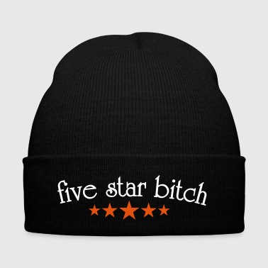 Superwoman Five star b*tch / superwoman - Winter Hat