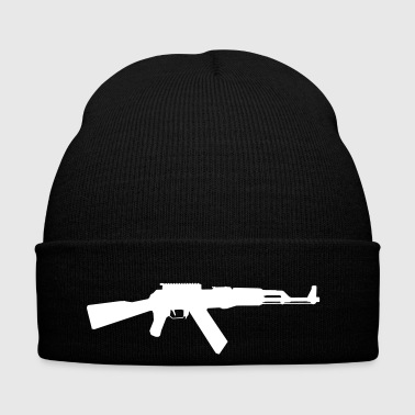 AK-47 Assault Rifle - Winter Hat