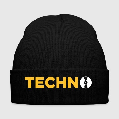 Techno Music! - Winter Hat
