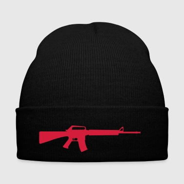 Machine Gun - Winter Hat