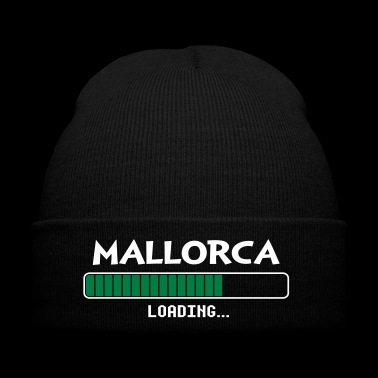 Mallorca loading loading bar - Winter Hat