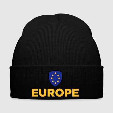 The Union Flag Of Europe - Winter Hat