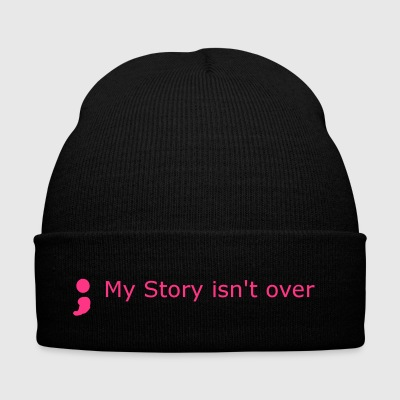 my story isnt over - Winter Hat
