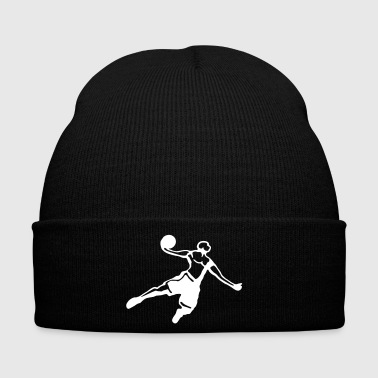 Basketball Dunk Player - Winter Hat