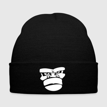 gorilla monkey affengesicht ape - Winter Hat