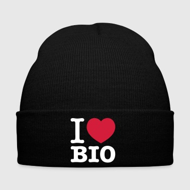 I love organic - Winter Hat