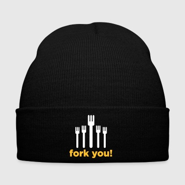 Fork You! - Winter Hat