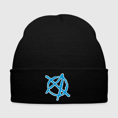 Anarchy two-color individualized - Winter Hat