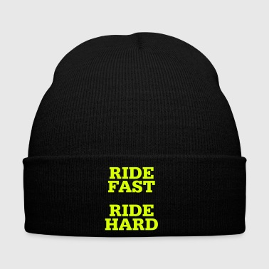 Ride almost - Winter Hat