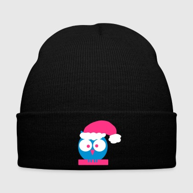 owl (christmas) - Winter Hat