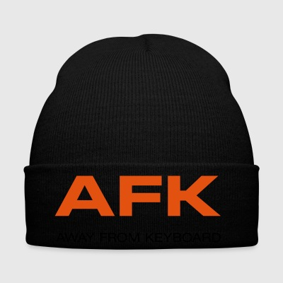 AFK Away from keyboard Computer games Game over! - Winter Hat