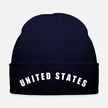 United UNITED STATES of America USA Amerika fútbol football Fußball Länder countries Sports - eushirt.com - Bonnet d'hiver