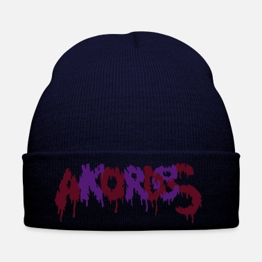 Rap Akordes GC Hip Hop Rap - Gorro de invierno