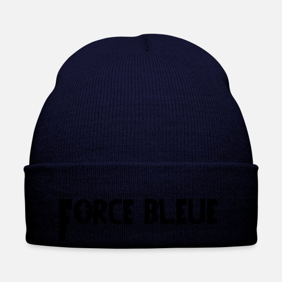 Bff Caps & Mützen - Blue Force - Wintermütze Navy