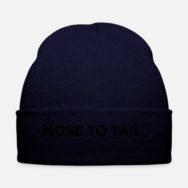Nose Nose to tail - Winter Hat