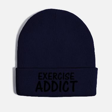 Exercise exercise addict - Winter Hat